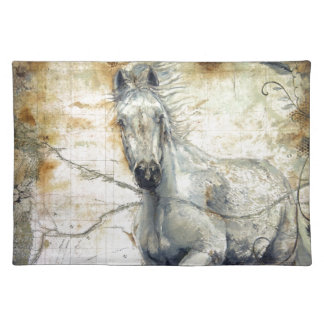 Whispers Across the Steppe Placemat
