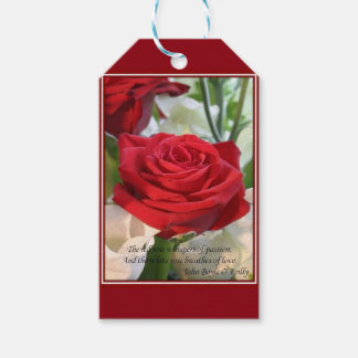 Whispers of  Love Gift Tags
