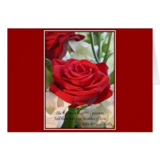 Whispers of  Love Greeting Cards