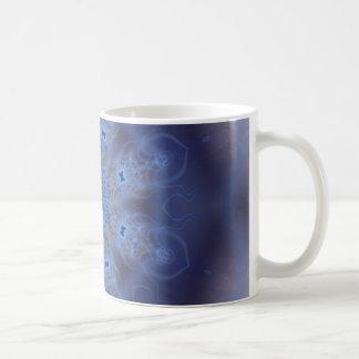Whispy Blue Coffee Mug