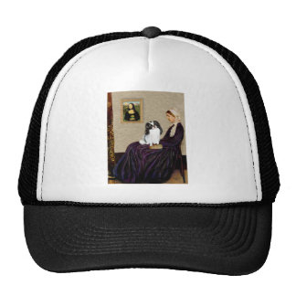 Whisters Mother - Japanese Chin 1 Trucker Hat