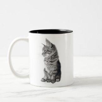 Whistful Two-Tone Coffee Mug
