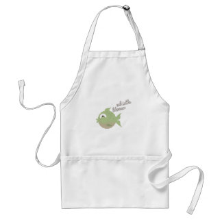Whistle Blower Adult Apron