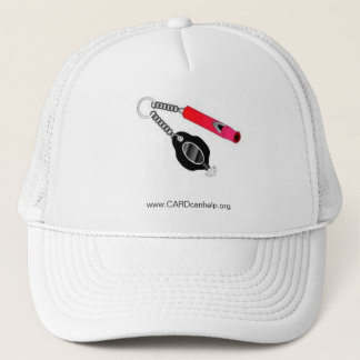 Whistle & Flashlight Trucker Hat