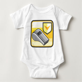 Whistle Icon Webstyle Infant Creeper
