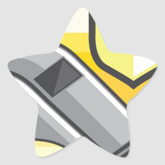 Whistle Icon Webstyle Star Sticker