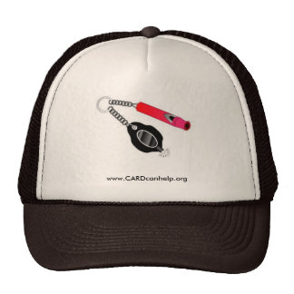 Whistle & Light Hat