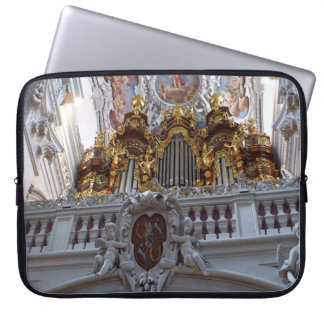 Whistle Passau Pipe Organ Computer Sleeve