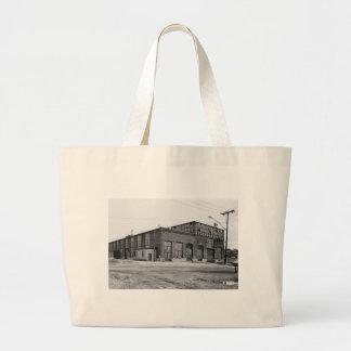 Whistle Stop: 1972 Jumbo Tote Bag