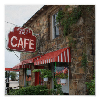 Whistle Stop Cafe Poster