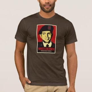Whistleblower (men's brown) T-Shirt