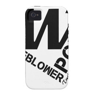 Whistleblower Power Case-Mate iPhone 4 Carcasas