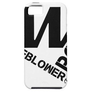 Whistleblower Power iPhone 5 Protector