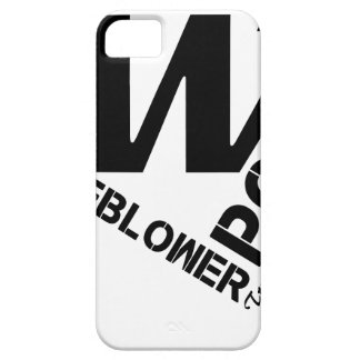 Whistleblower Power iPhone 5 Cárcasa