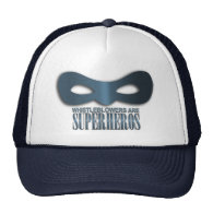 WHISTLEBLOWERS TRUCKER HAT (<em>$20.95</em>)