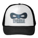 WHISTLEBLOWERS TRUCKER HAT