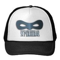 WHISTLEBLOWERS TRUCKER HAT (<em>$20.95</em>)