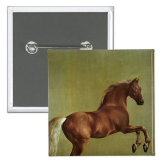 Whistlejacket, 1762 2 inch square button