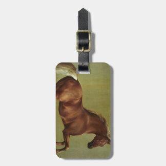 Whistlejacket, 1762 bag tag