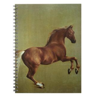 Whistlejacket, 1762 notebook