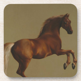 Whistlejacket by George Stubbs Beverage Coaster
