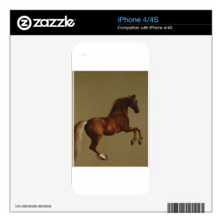 Whistlejacket by George Stubbs iPhone 4 Skin
