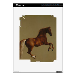 Whistlejacket by George Stubbs Skins For iPad 3