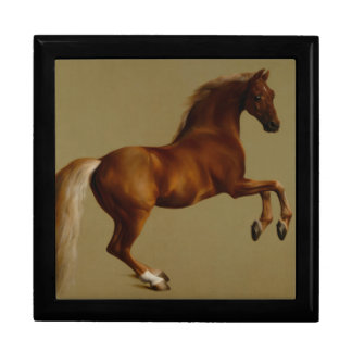 Whistlejacket Race Horse by George Stubbs Keepsake Boxes