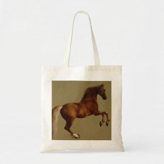Whistlejacket Race Horse by George Stubbs Tote Bag