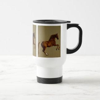 Whistlejacket Race Horse by George Stubbs Travel Mug