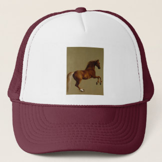 Whistlejacket Race Horse by George Stubbs Trucker Hat