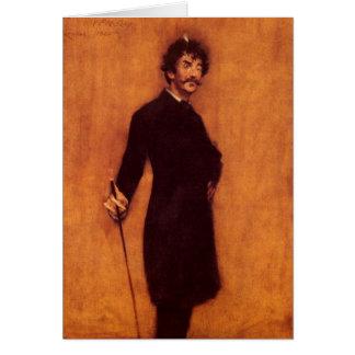 Whistler Art Work Card