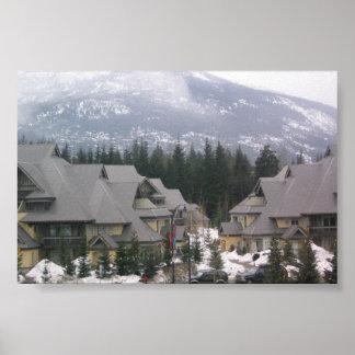 Whistler, British Columbia Poster