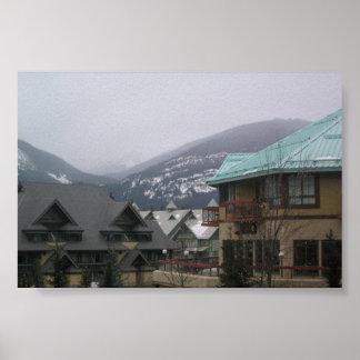Whistler, British Columbia Posters