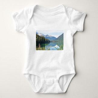 Whistler Lake Baby Bodysuit