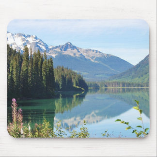 Whistler Lake Mouse Pad
