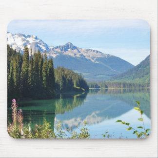 Whistler Lake Mouse Pad