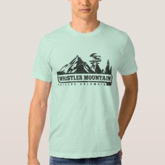 Whistler Mountain T Shirt