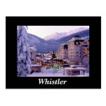 Whistler postcard