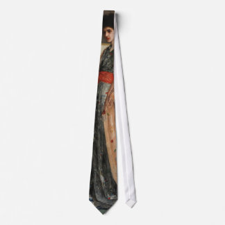 Whistler, Princess from Land of Porcelain Fine Art Tie