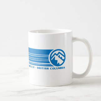 Whistler Ski Resort, British Columbia Coffee Mug