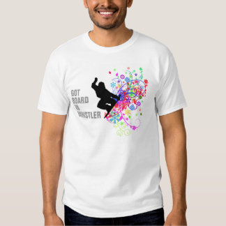 Whistler, Snowboarding tshirt