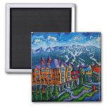 Whistler Village Magnet