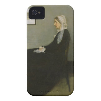 Whistler's Mother by James Abbot McNeill Whistler Case-Mate iPhone 4 Case