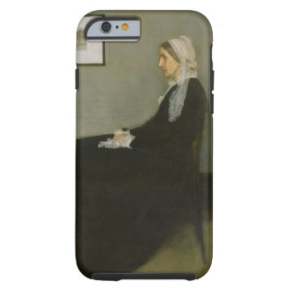 Whistler's Mother by James Abbot McNeill Whistler Tough iPhone 6 Case