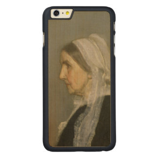 Whistler's Mother Carved Maple iPhone 6 Plus Slim Case