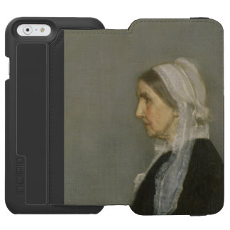 Whistler's Mother iPhone 6/6s Wallet Case