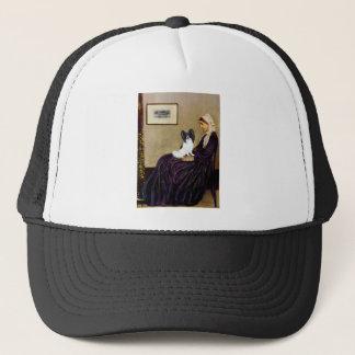 Whistlers Mother - Papillon 1 Trucker Hat