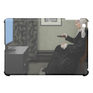 Whistler's Mother Updated iPad Mini Covers
