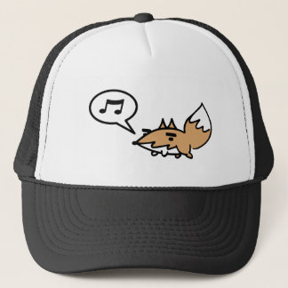 Whistling Fox Trucker Hat